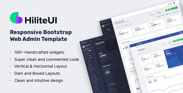 Hilite bootstrap template