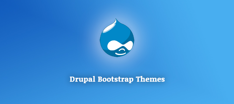 top drupal bootstrap themes
