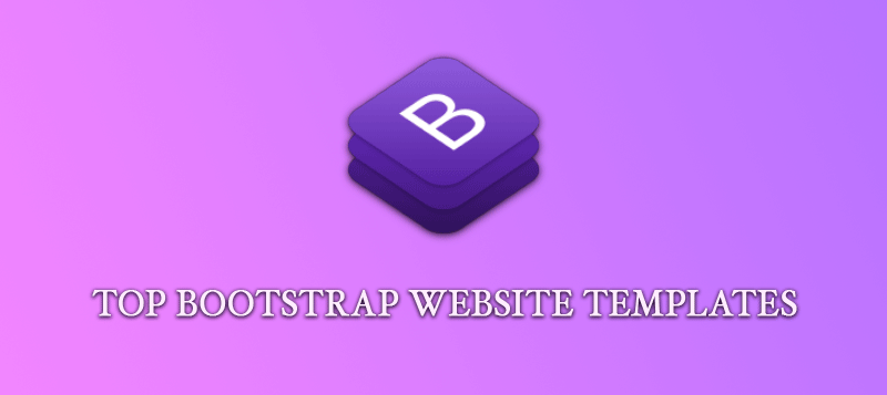 Top 17 Simple Bootstrap Website Templates for 2020