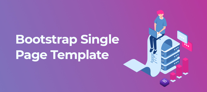 Bootstrap-Single-Page-Templates