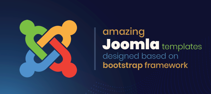 10+ Amazing Joomla Templates Designed Based on the Bootstrap Framework